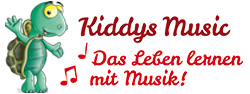 Kiddys Music Logo